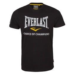 T-shirt Everlast EVR4420 BLACK