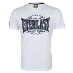 T-shirt Everlast EVR6520 WHITE