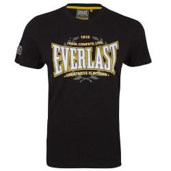 T-shirt Everlast EVR6520 BLACK