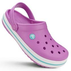 Crocs Crocband Violet/White...